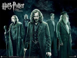 ordem+inteira - #PotterWeek - Harry Potter e a Ordem da Fênix