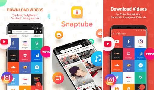 تحميل تطبيق SnapTube - سناب تيوب 2020 للاندرويد [اخر اصدار]