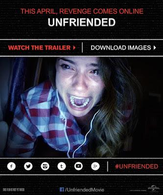 Unfriended (2015) อันเฟรนด์ (ความสยองยุคใหม่)