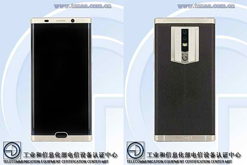 Gionee M2017 With Huge 6 GB RAM And 7000 mAh Battery Listed Certified At TENAA