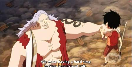 One piece episode 495 mobile : Apparitional film