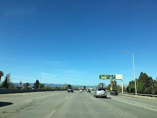 Interstate 280 and its strange evolution in San Francisco