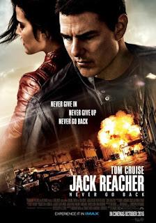 Film Jack Reacher : Never Go Back (2016) Full Movie Trailer