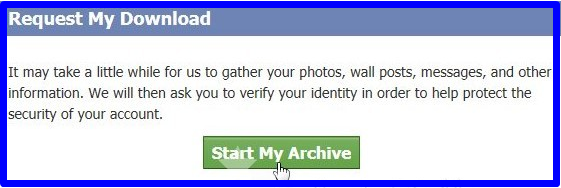 How To Get Archived Messages On Facebook