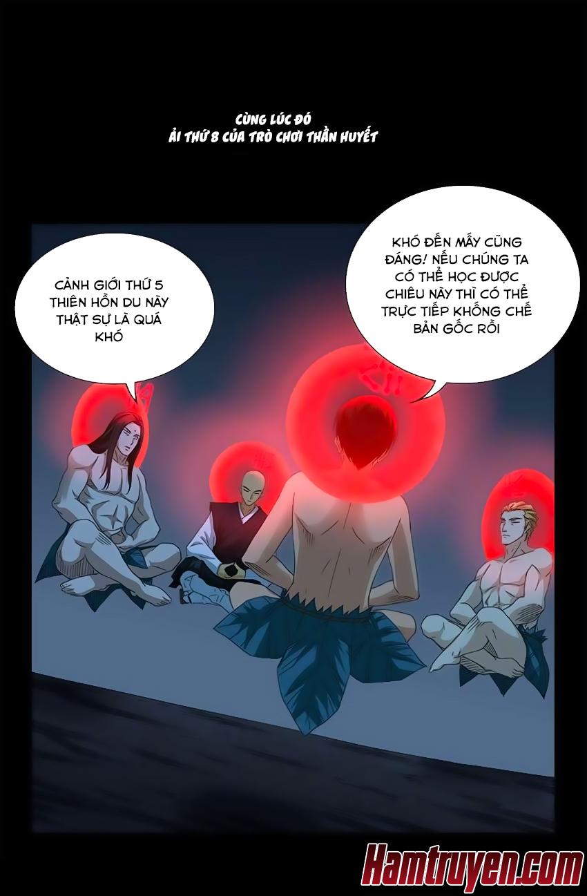 Huyết Ma Nhân - Chap 399