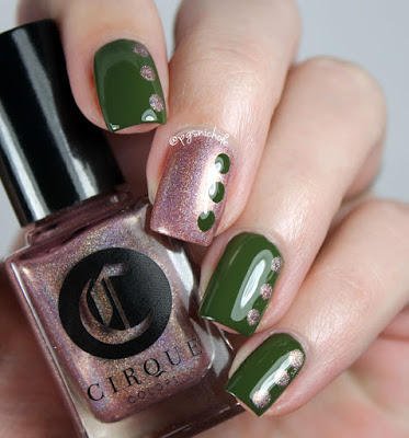Cirque Colors Modern Muse + El Capitan