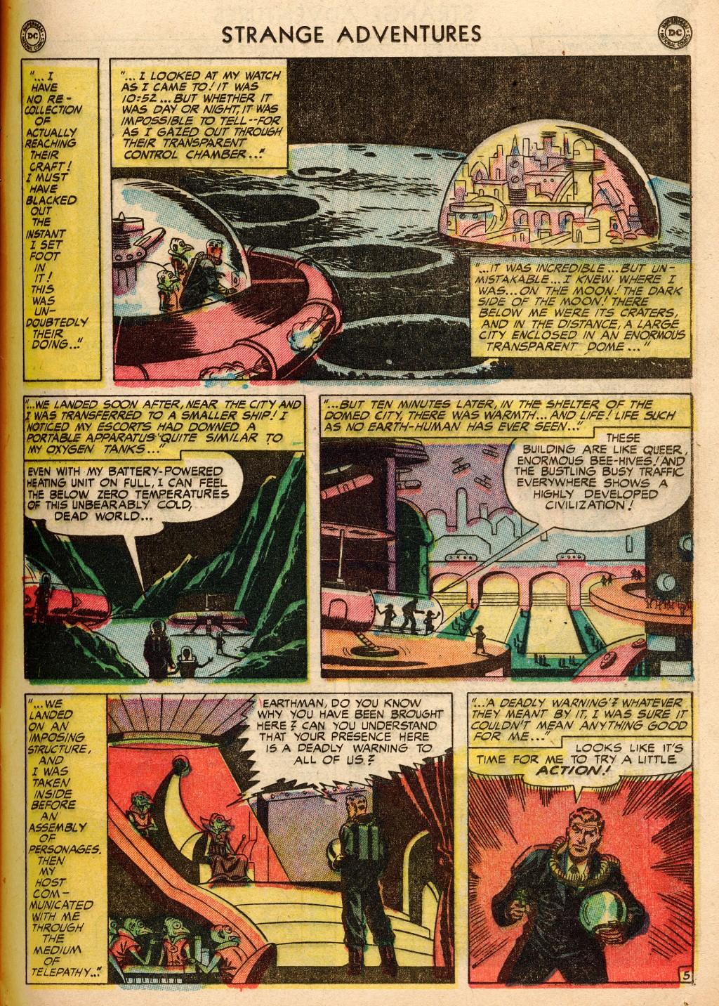 Strange Adventures (1950) issue 2 - Page 17