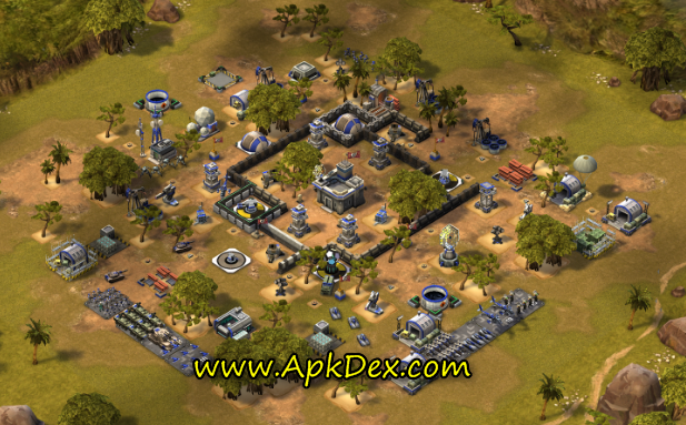 Empire and Allies Mod Apk