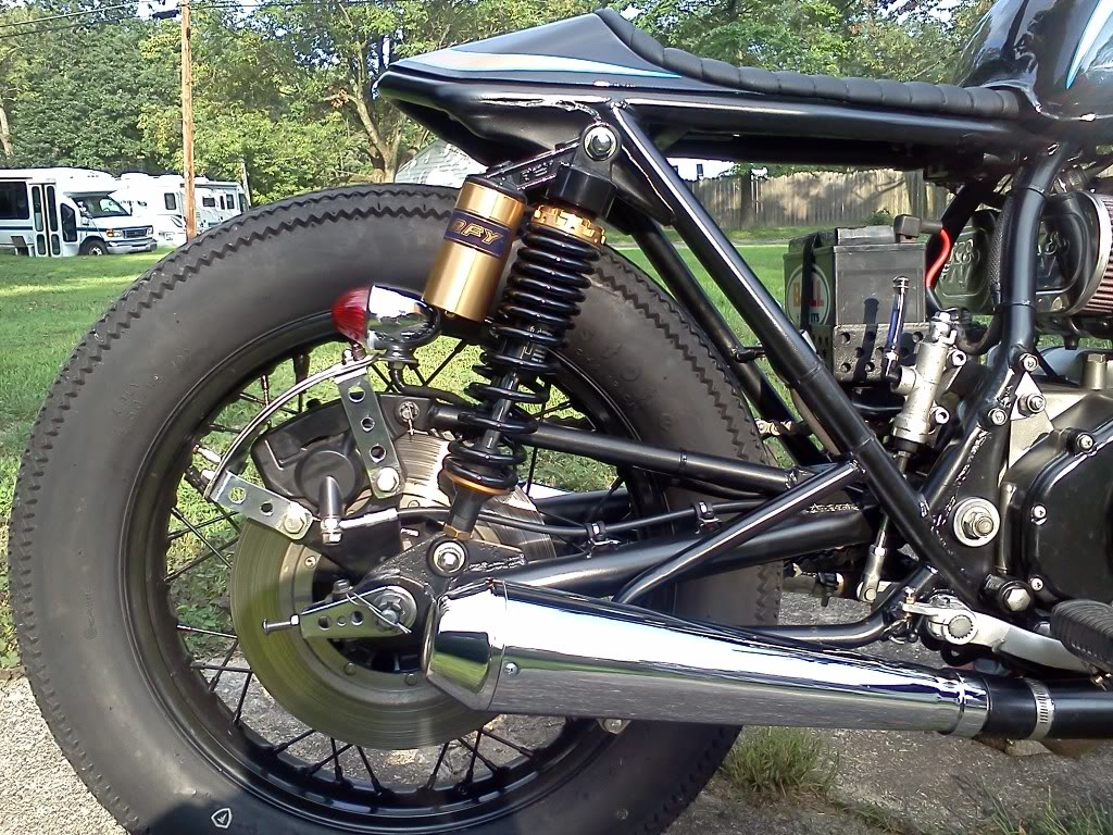 Custom Motorcycle Builders: July 2014