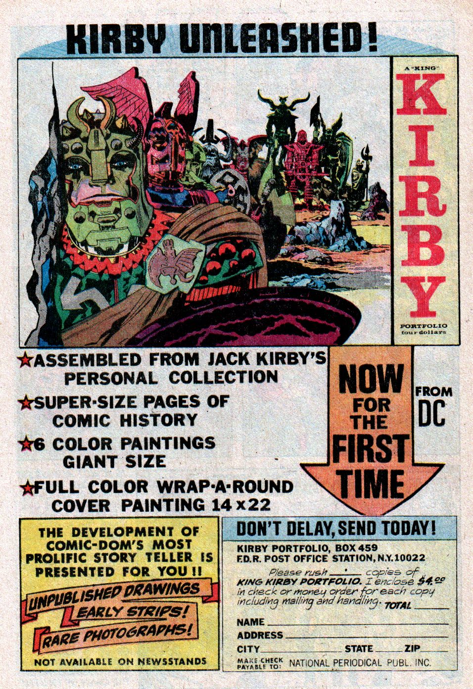 The New Gods (1971) issue 9 - Page 25