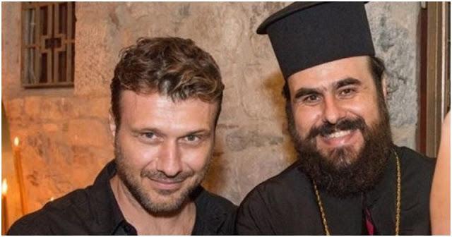 Πατήρ Κωνσταντίνος: «Ο Γιάννης Πλούταρχος πιστεύει στο Θεό