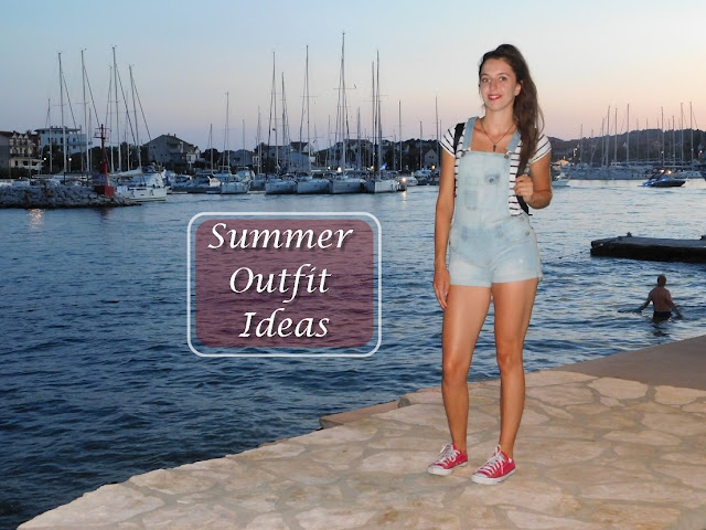 summer outfit ideas, ideja za ljeto, outfiti za ljeto, overalls, kombinezon, terra nova, recenzija, review, more, travel, traveling