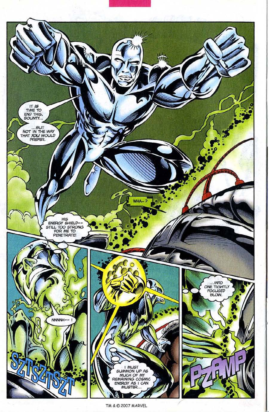Read online Silver Surfer (1987) comic -  Issue #124 - 26