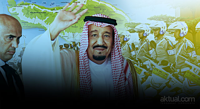 Raja Salman Undang PM Najib, Bahas Apa?