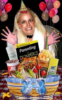 Parodia de Britney Spears en 8 imagenes.