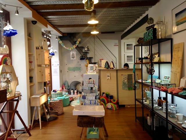 Las tiendas que no te puedes perder esta Navidad en Valencia