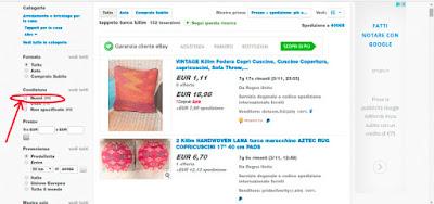 ebay: come acquistare oggetti per la cas