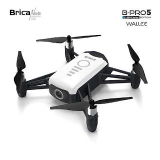 Spesifikasi Drone Brica B-Pro5 Wallee - OmahDrones