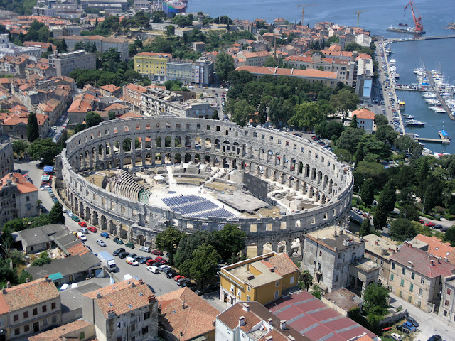 pula-croatia-road-trip