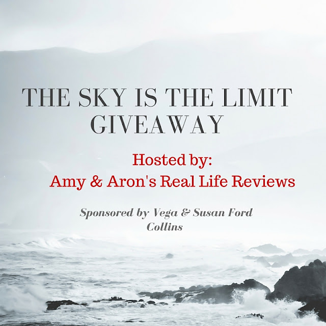 Enter the The Sky is The Limit Giveaway. Ends 10/20