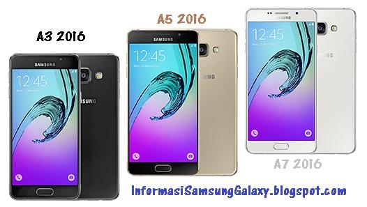 3 Samsung A Series 2016 A3 Vs A5 Vs A7 Harga Dan