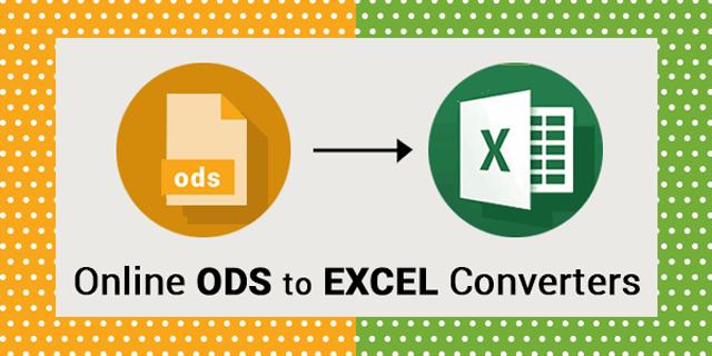 Cara Convert File ODS ke XLSX