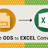 Cara Convert File ODS ke XLSX (Microsoft Excel)