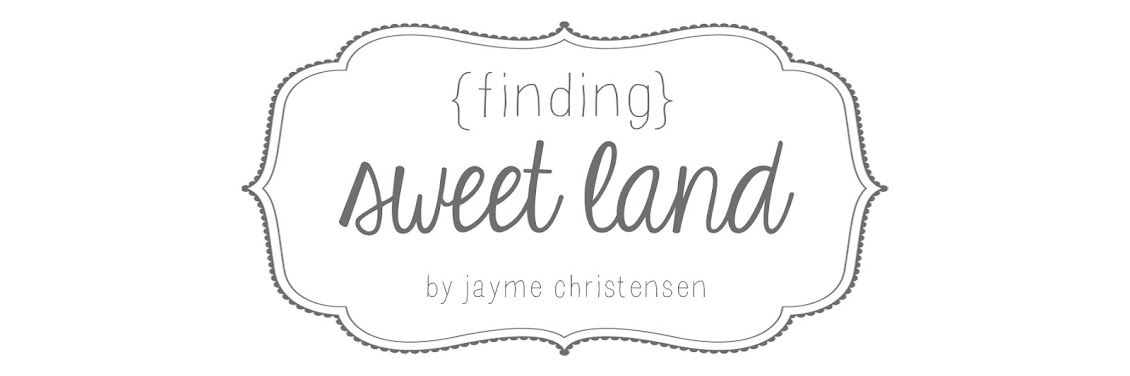 Finding Sweet Land