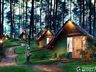 6 Primadona wisata Lembang