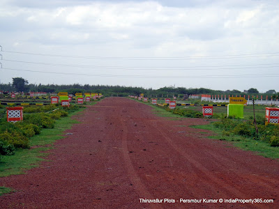 Plots in Thiruvallur - Ekkadu - Kalyanakuppam Village