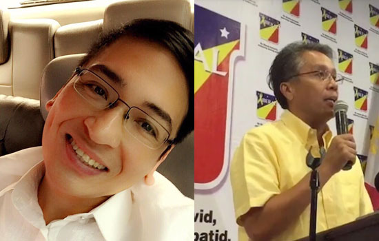 Mar Roxas has Conceded,'WHERE IS BENIGNO SIMEON?' by Bruce Rivera