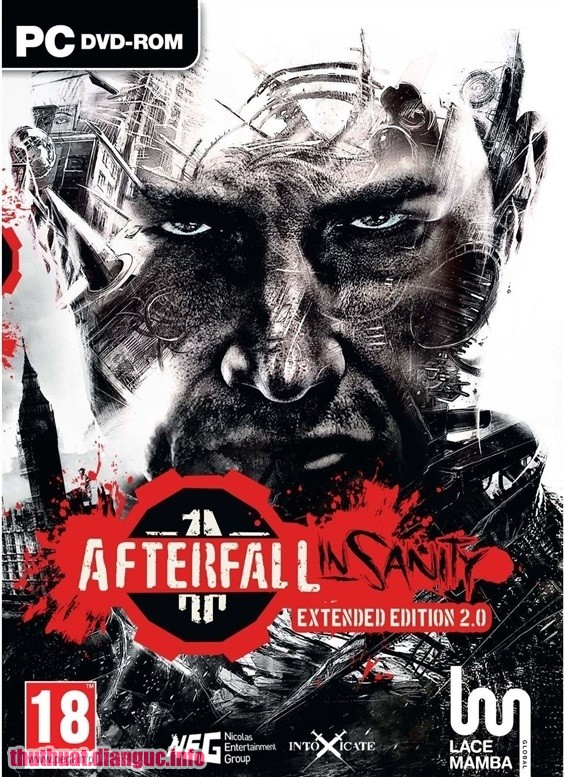 Download Game Afterfall: InSanity - SKIDROW Fshare