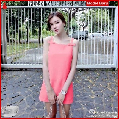 RFX142 MODEL DRESS SANWEI HALUS FIT M HOT ITEM MURAH ONLINE