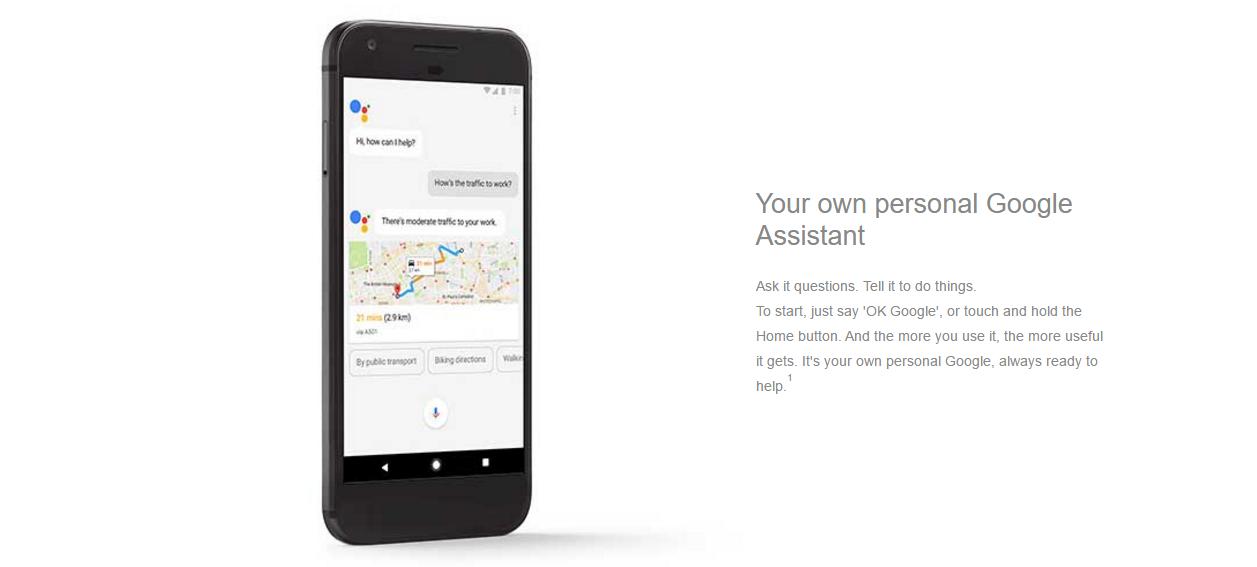 SPECIFICHE COMPLETE dei nuovi Google Pixel e Pixel XL