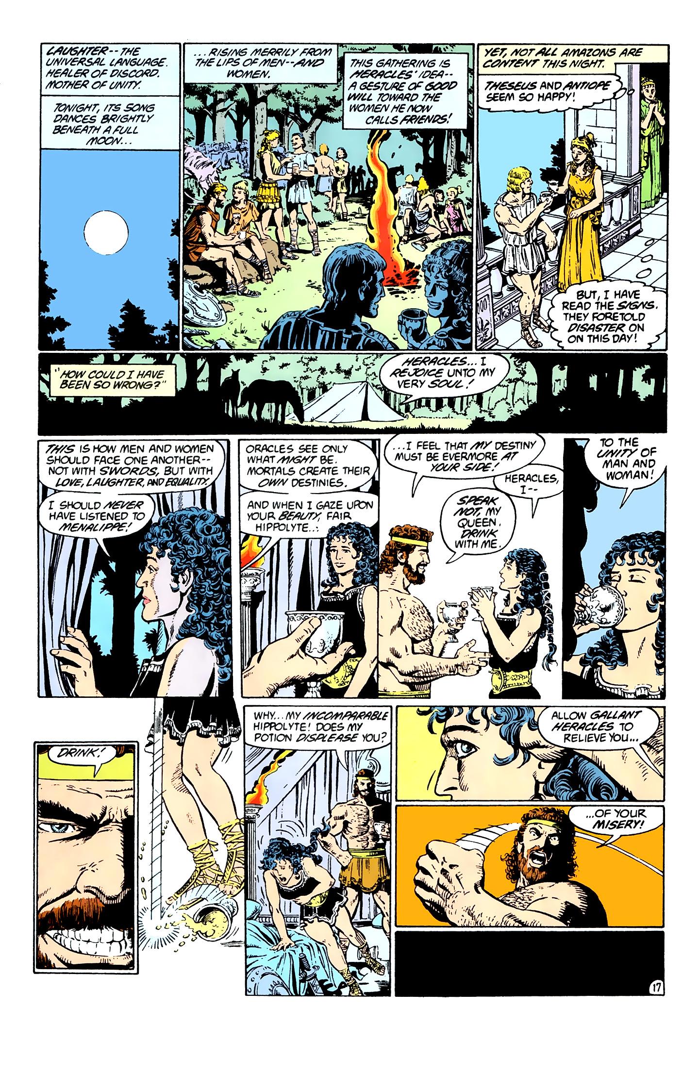 Read online Wonder Woman (1987) comic -  Issue #1 - 19
