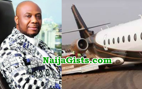 rnest Azudialu Obijackson Private Jet Crashes