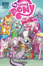 MLP Friends Forever #21 Comic Cover Subscription Variant