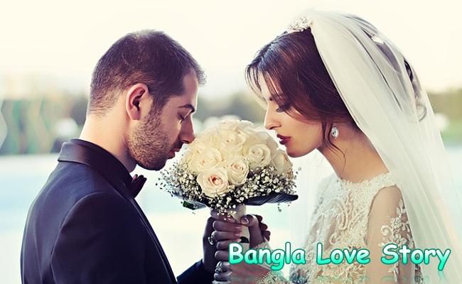 বন্ধুর বউ-কে দেখে একটু অবাকই হলাম | New Bangla Romantic Love Story 2019