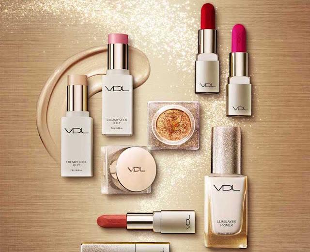 (K-Beauty) VDL offre une gamme dorée pour Noël avec la collection Gold Crush Holiday