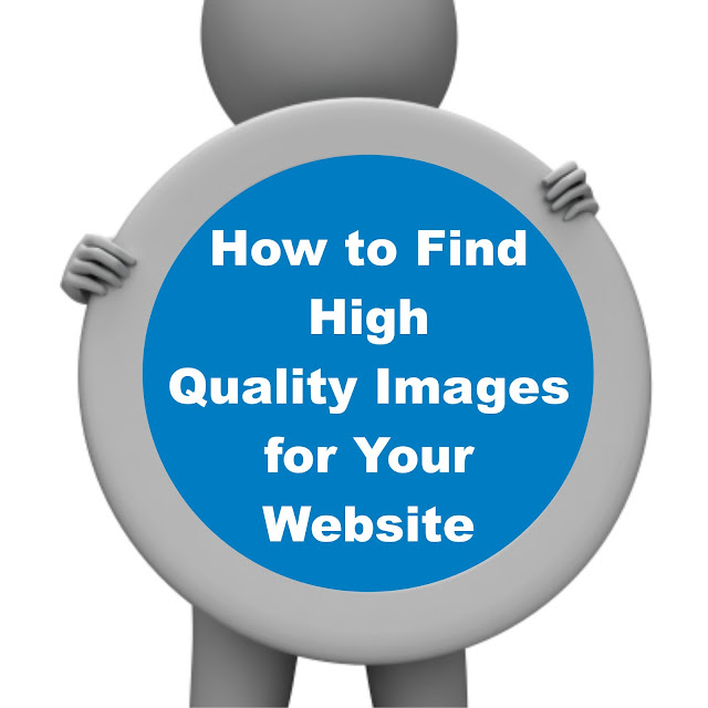 Find Images for Your Website
