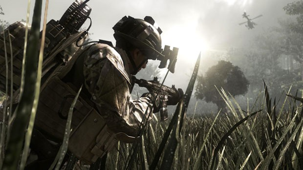 'Call of Duty: Ghosts' usa tecnologia de filmes no Xbox One