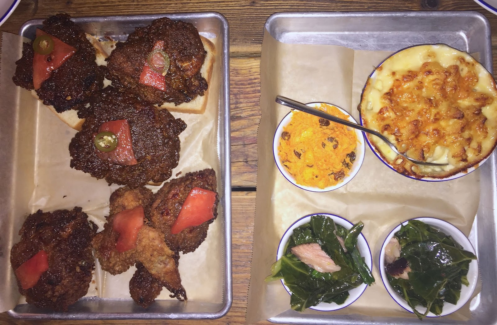 Stagolee's Restaurant Review - Southern American Cuisine