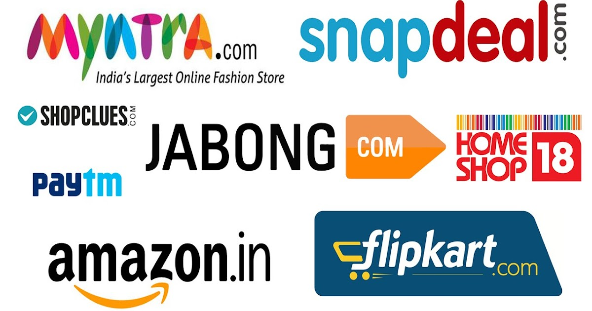 Top 10 online shopping sites in india 2017 free stuff for Online shopping websites list