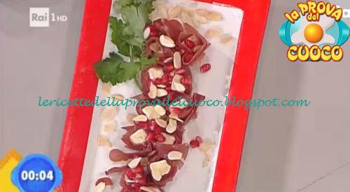 Uramaki bresciano ricetta Marsetti da Prova del Cuoco