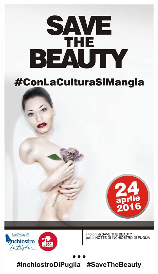 SAVE THE BEAUTY | Con la Cultura si mangia