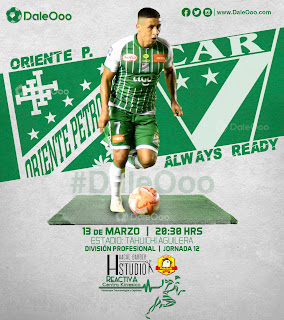 Oriente Petrolero vs Always Ready - DaleOoo