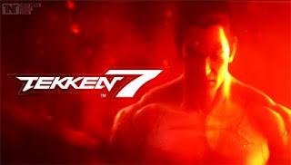 TEKKEN 7 PS4 PSP