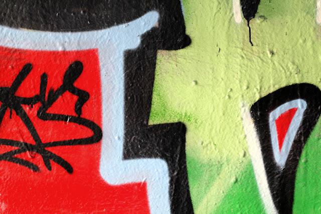 Camden graffiti - London lifestyle blog