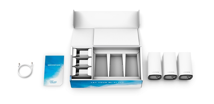 Linksys Outs New Velop Dual-Band Mesh WiFi System; Price Starts at Php5,995!