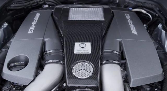 メルセデスベンツS63AMG(W222)